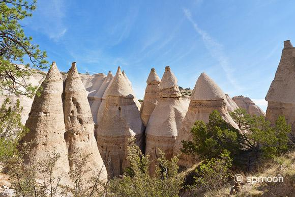 Kasha-Katuwe Tent Rocks National Monument, NM