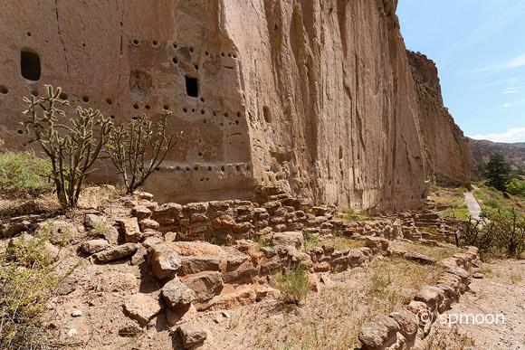 Long House, Bandelier National Monument