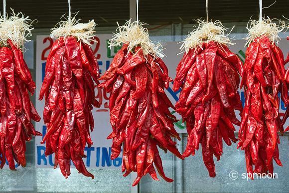 Chili Pepper Ristra