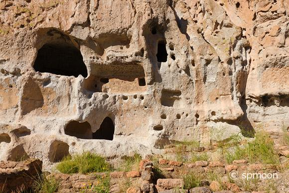 Cave House, Bandelier National Monument