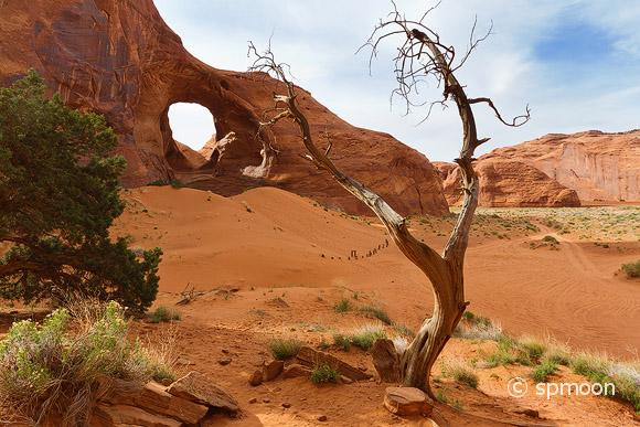 Ear of the Wind, Monument Valley