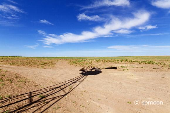Windpump Shadow