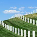 Santa Fe National Cemetery(サンタフェ国立墓地)