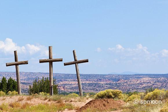 Abiquiu Cross