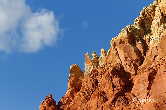 Red Rocks in Abiquiu