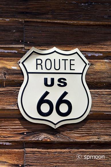 Route 66 Sign, Hackberry, AZ
