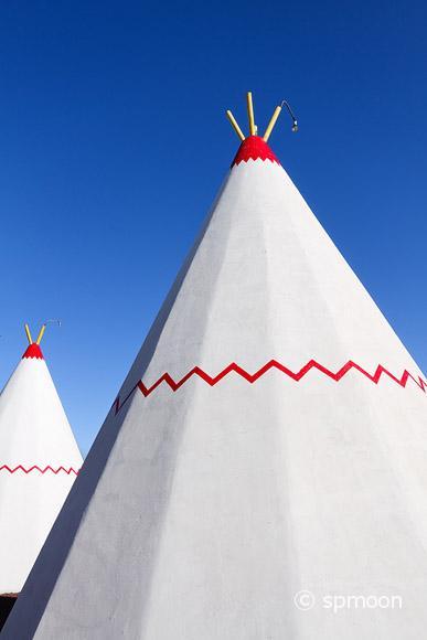 Motel on Historic Route 66, AZ