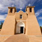 Ranchos de Taos(タオスの美しい教会)