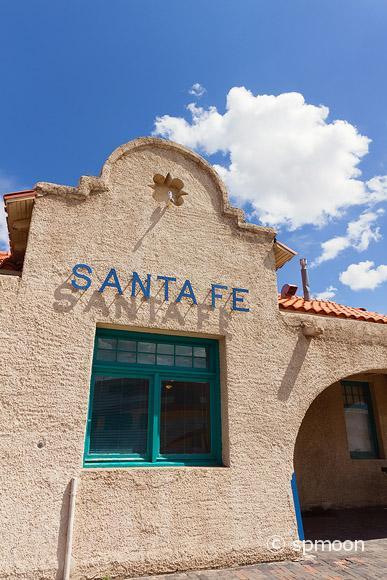 Santa Fe Train Station