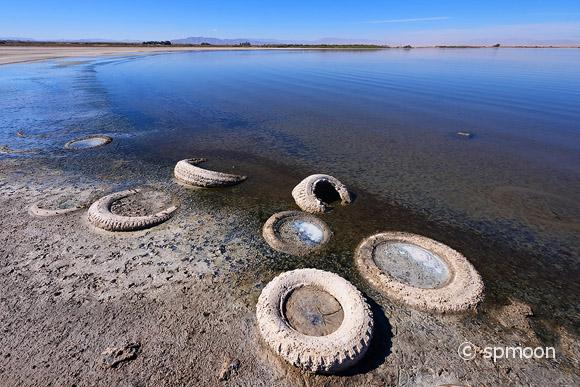 Abandoned Tires, Salton Sea