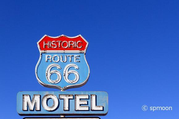 Route 66 Motel, Seligman, AZ