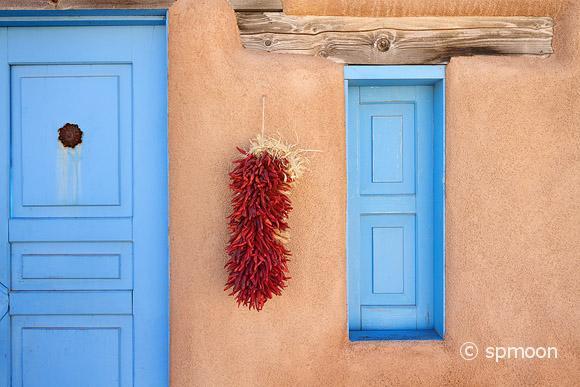 Southwesten Style Door Front