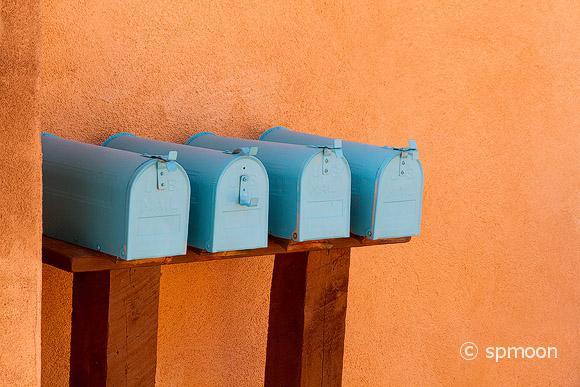 Southwestern Mailbox