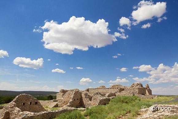 Gran Quivira Ruins, Salinas Pueblo Missions National Monumet