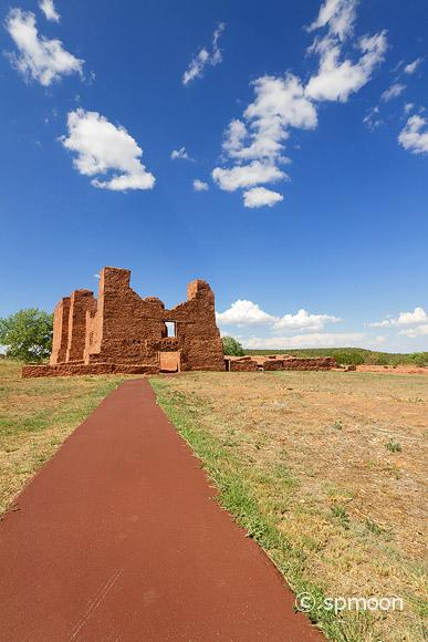 Quarai Ruins, Salinas Pueblo Missions National Monumet