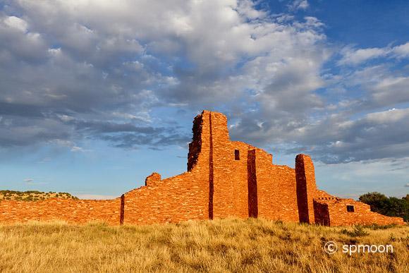 Abo Ruins, Salinas Pueblo Missions National Monumet