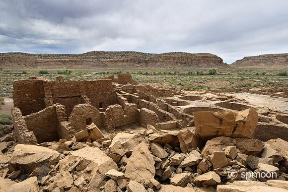 Pueblo Bonito, Chaco Culture National Historic Park, New Mexico