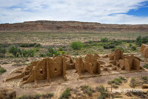 Kin Kletso Ruin, Chaco Culture National Historic Park, New Mexico