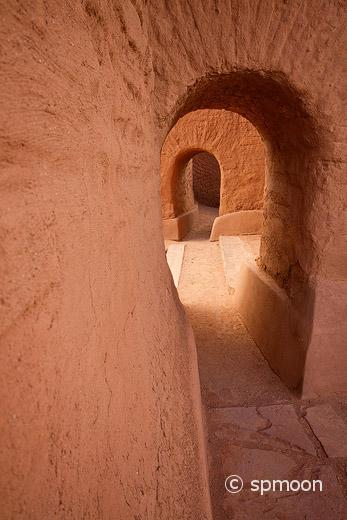 Doorway, Pecos National Historic Park