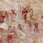 Sego Canyon (セゴ・キャニオンの壁画)