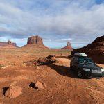 Valley Drive, Monument Valley(モニュメントバレー、 バレー ドライブ)