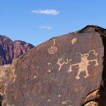 Anasazi Ridge Petroglyphs(アナサジ・リッジ壁画)