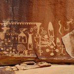 Kohta Circus Petroglyphs(コータサーカス壁画)